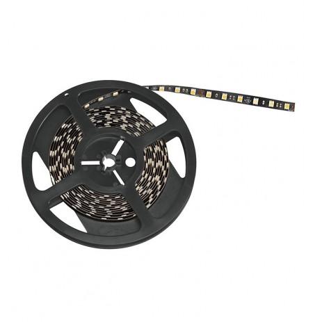 Kichler 1100H30BK 3000K High Output LED Tape Light in Black Finish