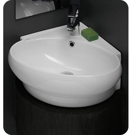 Nameeks 002000-U CeraStyle Bathroom Sink