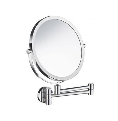 Smedbo FK439 Mirror Wallmount with Swing Arm