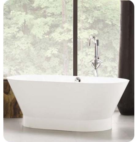 Neptune WISHO1 Wish O1 Freestanding Oval Bathroom Tub