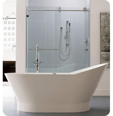 Neptune WISHO2 Wish O2 Freestanding Oval Bathroom Tub