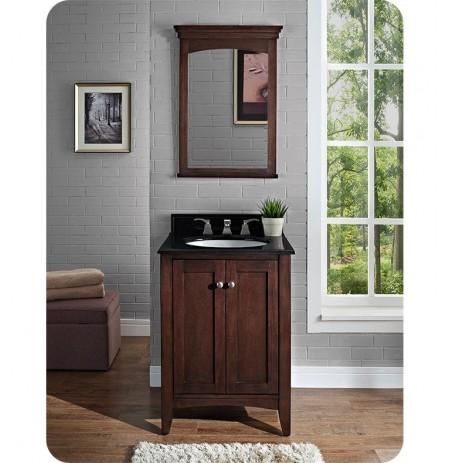 Fairmont Designs 1513-V24 Shaker Americana 24 inch Vanity in Habana Cherry