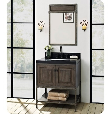 Fairmont Designs 1401-30 Toledo 30 inch Traditional Bathroom Vanity in a Grey Finish