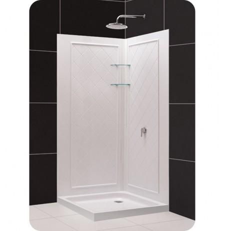 DreamLine SHBW-1440742-01 Qwall-4 Shower Backwalls Kit