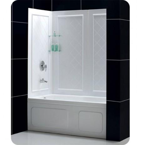 DreamLine SHBW-1360603-01 Qwall-Tub Backwalls Kit