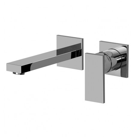 Graff G-3735-LM31W Solar Wall Mounted Lavatory Faucet