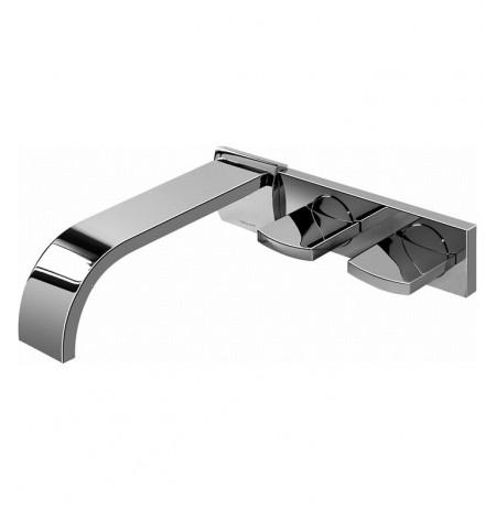 Graff G-1830-C14W Sade Wall Mounted Lavatory Faucet