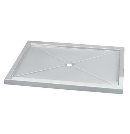 Fleurco ABF Quad Acrylic In Line Center Drain Rectangular Shower Base