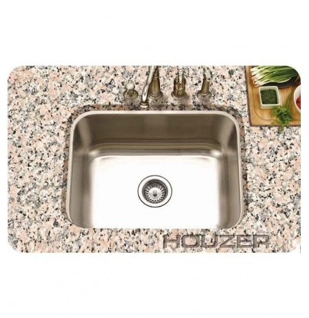 Houzer PNG-2300-1 Undermount Single Bowl Sink