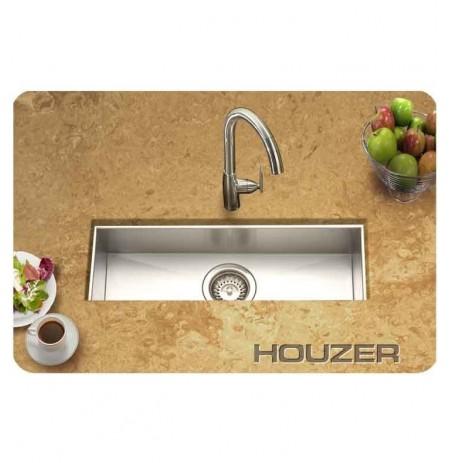 Houzer CTB-2385 Undermount Single Basin Bar Sink