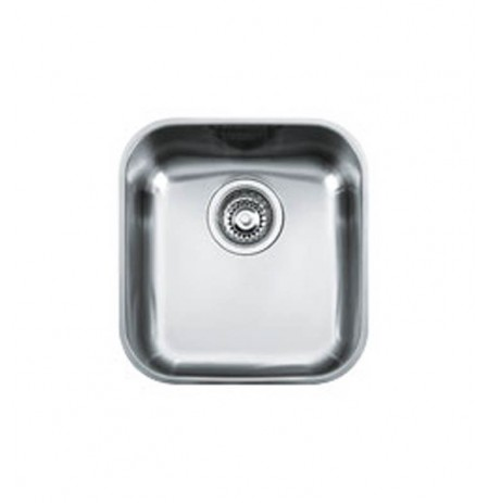 Franke ARX11013 Single Basin Undermount Stainless Steel Kitchen Sink