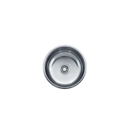 Franke ERX110 Espirit Single Basin Undermount Stainless Steel Kitchen Sink