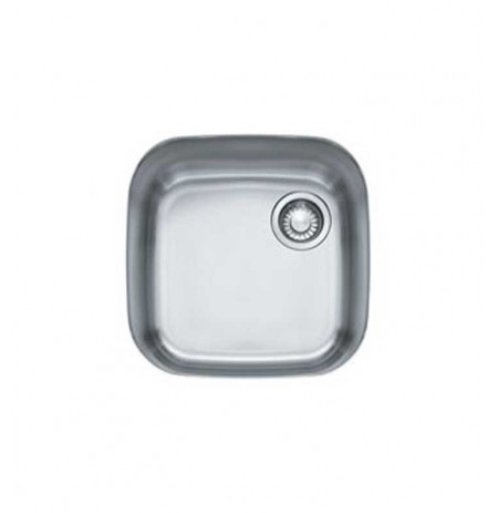 Franke GNX11016 Euro Pro Single Basin Undermount Stainless Steel Kitchen Sink