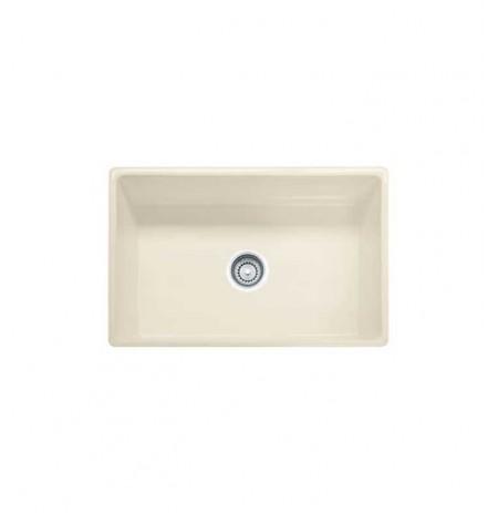 Franke FHK710-30LN Linen Farm House Single Basin Fireclay Kitchen Sink