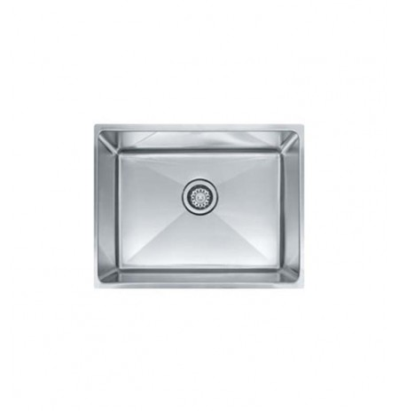 Franke PSX1102110 Professional Single Basin Undermount Stainless Steel Kitchen Sink