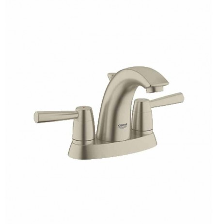 Grohe 20388EN0 Arden Mini-Widespread Bathroom Faucet in Brushed Nickel