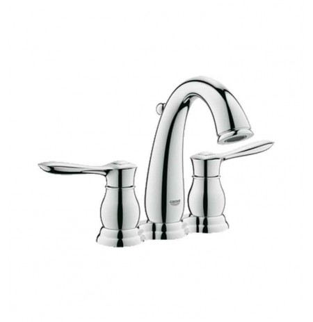 Grohe 20391000 Parkfield Mini-Widespread Bathroom Faucet in Chrome