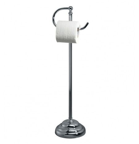 Valsan 53505 Essentials Bathroom Toilet Paper Holder