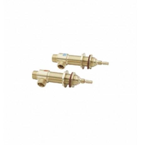 "California Faucets 08-75 3/4"" Roman Tub Valve Pair"