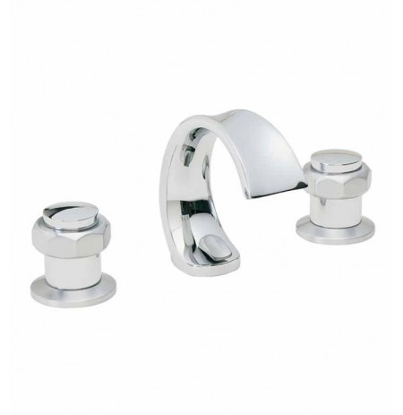 California Faucets 5302 Manhattan Widespread Lavatory Faucet