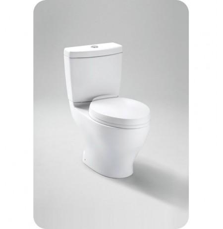 TOTO CST412MF Aquia® Dual Flush Toilet, 1.6GPF & 0.9GPF