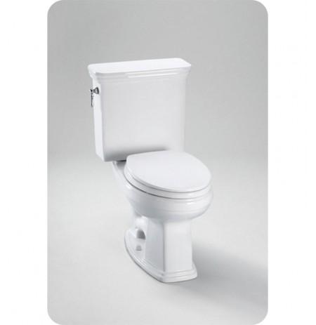 TOTO CST423EF Eco Promenade® Toilet, Round Bowl 1.28 GPF