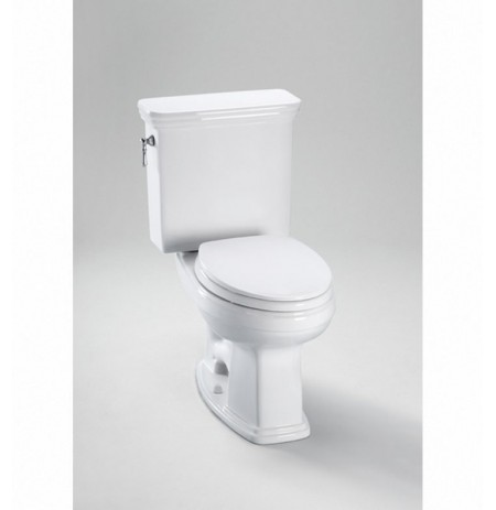 TOTO CST424EF Eco Promenade® Toilet, Elongated Bowl 1.28 GPF
