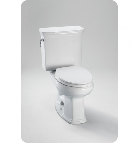 TOTO CST424SFG Promenade® Toilet, Elongated Toilets 1.6 GPF  SanaGloss®
