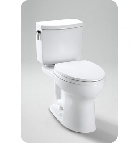 TOTO CST454CUFG Drake II 1G Close Coupled Toilet SanaGloss®