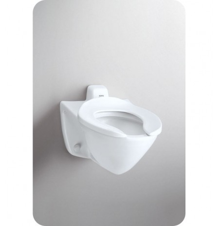 TOTO CT708EV Commercial Flushometer Toilet, 1.28 GPF - ADA