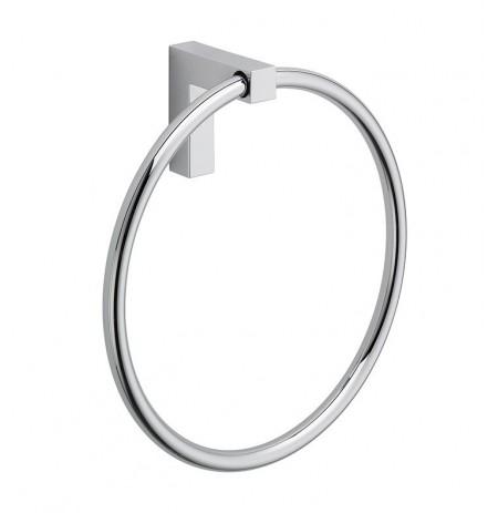 LaToscana SQ07 Square Towel Ring