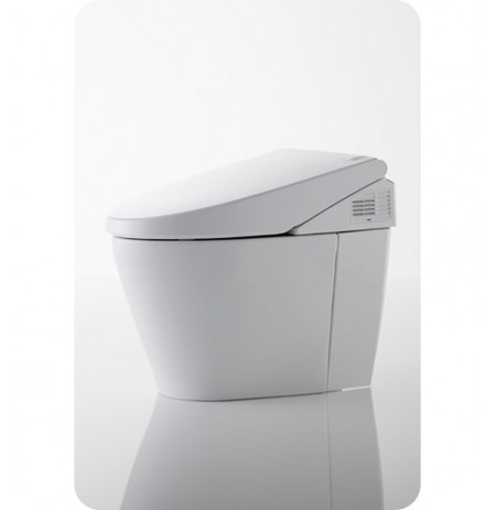 TOTO MS982CUMG Neorest® 550H Dual Flush Toilet, 1.0/0.8 GPF with ewater+™ and Washlet