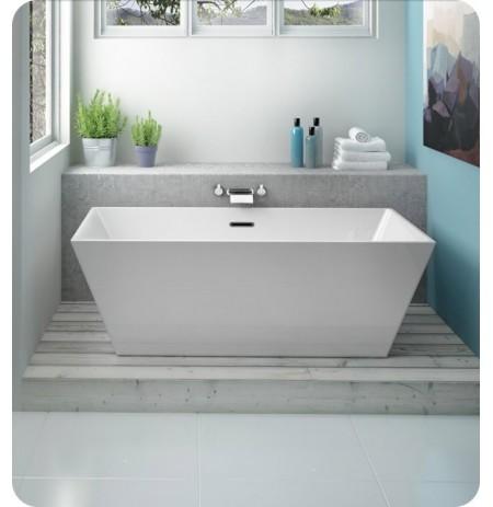 Fleurco BCA5631-18 Aria Calando Petite Acrylic Bathtub