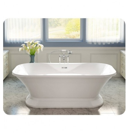 Fleurco BFO7035-18 Aria Fortissimo Acrylic Bathtub