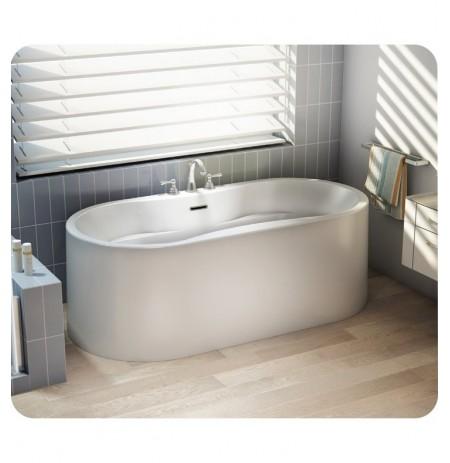 Fleurco BST6732-18 Aria Stanza Acrylic Bathtub