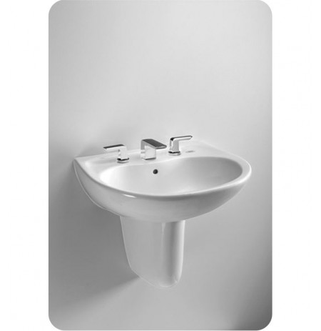TOTO LHT242G Prominence® Wall Mount Lavatory - with SanaGloss®