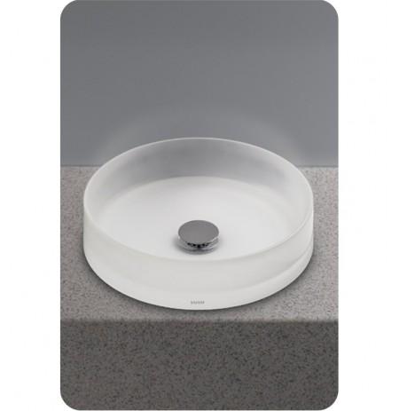 TOTO LLT150 Luminist™ Round Vessel Lavatory