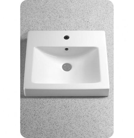 TOTO LT155 Vernica ™ Design II Self-Rimming Lavatory