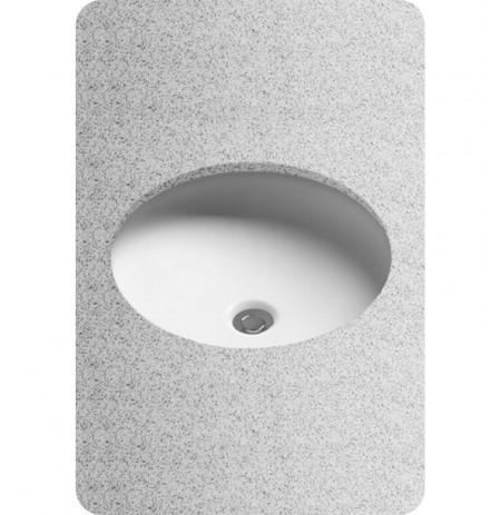 TOTO LT183 Curva™ Undercounter Lavatory