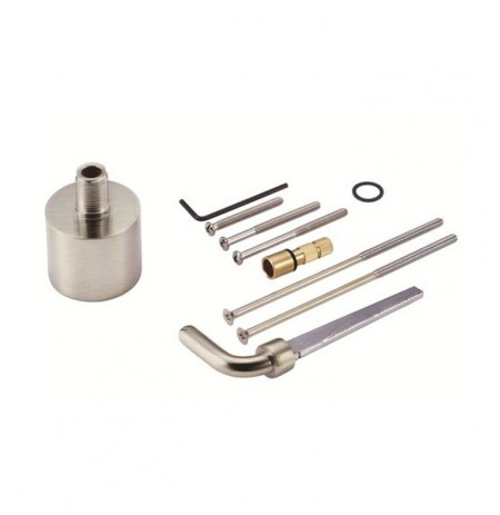 Danze D113001BN Extension Kit for Ceramic Mixing Valve / Diverter for Pressure Balance Valve in Brushed Nickel