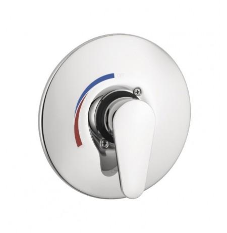 Hansgrohe 04201000 Commercial E Pressure Balance Trim