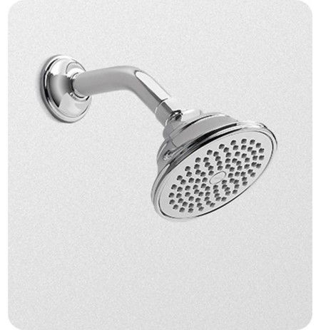 """TOTO TS300A51 Traditional Collection Series A Single-spray Showerhead 4-1/2"""""""