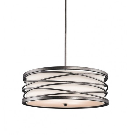 Kichler 42465WMZ Pendant WMZ in Warm Bronze