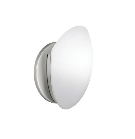 Kichler 6520NI Wall Sconce 1 Light in Brushed Nickel