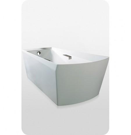 TOTO ABF964N Soiree® Free Standing Bathtub with Grab Bars